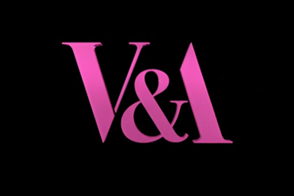 V&A logo from YouTube film