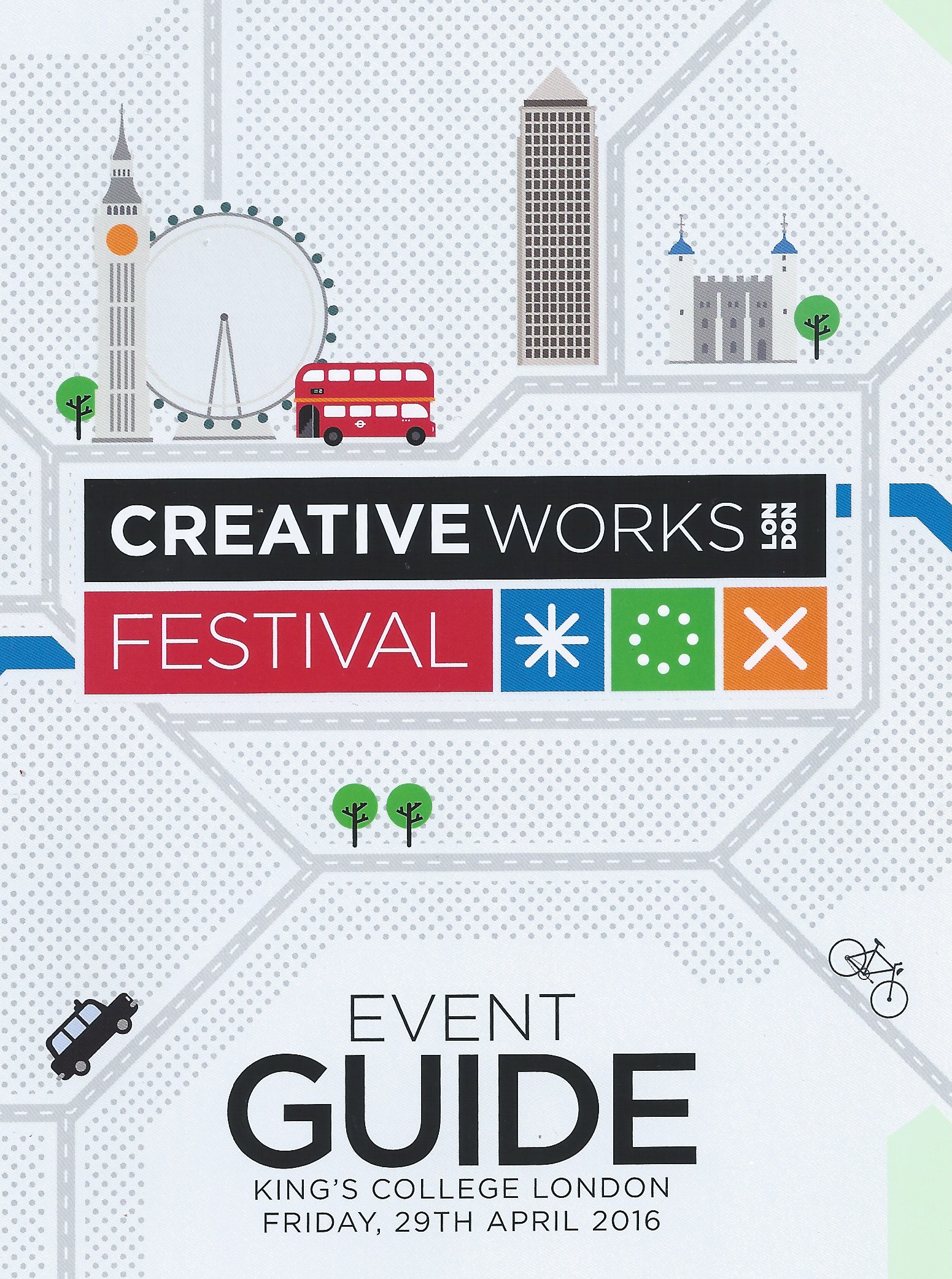 Creativeworks Festival cover