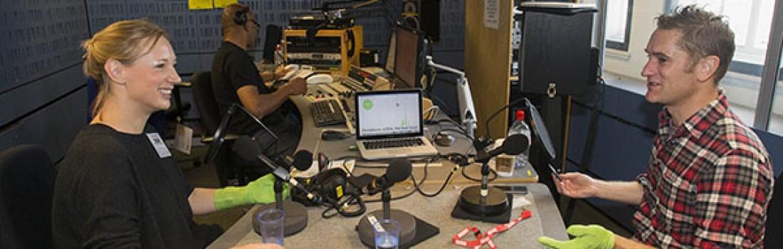 Money No Object on BBC World Service