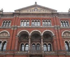 2014: Getting Started at the V&A